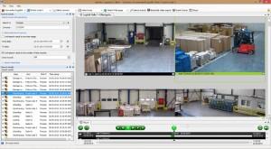 SeeTec Logistik Client
