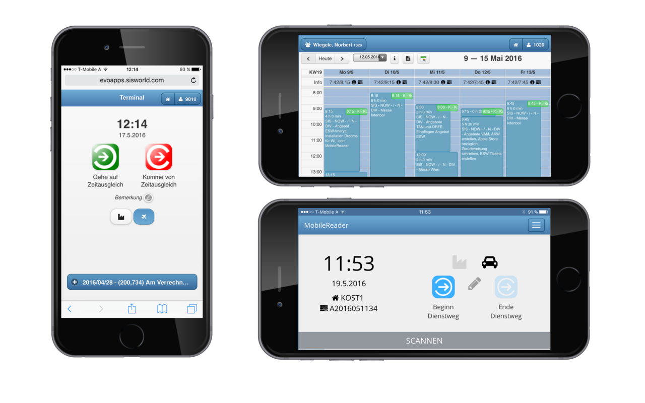 SIS Evosoft EDV GmbH - Enterprise Apps